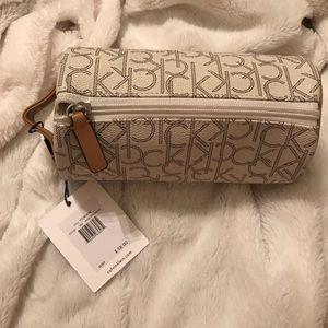 Calvin Klein backpack makeup bag purse backpack